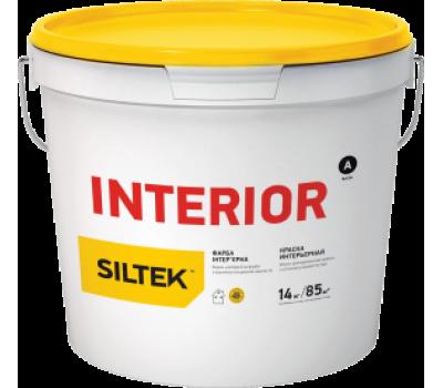 SILTEK Interior Ecoway Фарба екологічно чиста. Стійка до інтенсивного миття 4.5л
