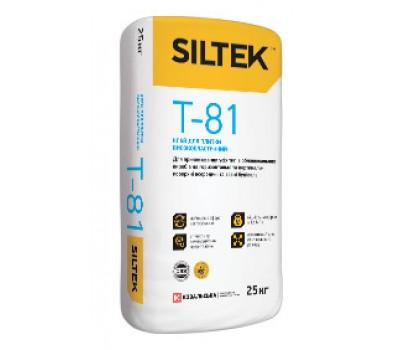 SILTEK T-81/25кг Клей для плитки високоеластичний