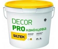 Siltek Decor Pro декоративна полімерна штукатурка камінцева 1,5 мм