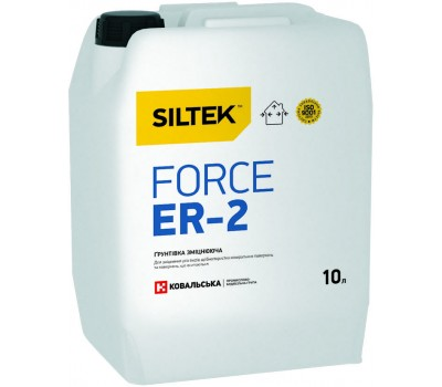 SILTEK Force ER-2 Грунтовка укрепляющая 10л