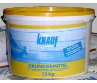 KNAUF Грунт ГРУНДІРМІТЕЛЬ, 15 кг  (24 шт)