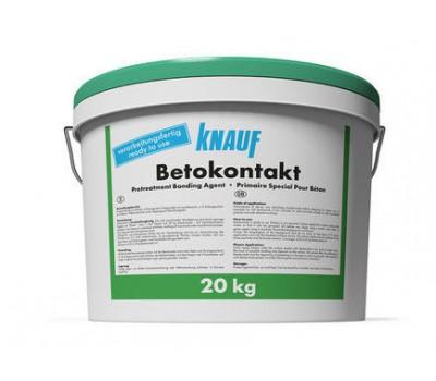 KNAUF Грунт БЕТОКОНТАКТ, 20 кг
