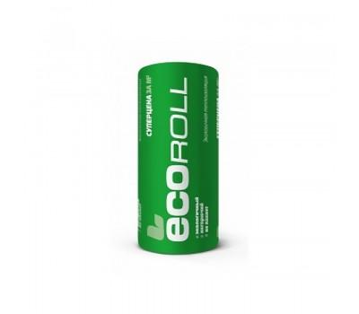Минвата ECOROLL TR 2х8200*1220*50мм (1м3/20м2) 10 кг/м3