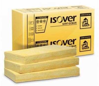 Утеплитель ISOVER Штукатурный фасад 1200x600x100мм