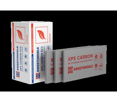 Экструзионный пенополистирол CARBON ECO 1180*580*40 (10 листов в уп.)