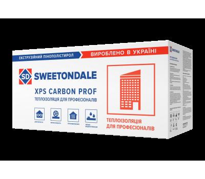 Экструзионный пенополистирол CARBON PROF 1180*580*50 (8 листов в уп.)